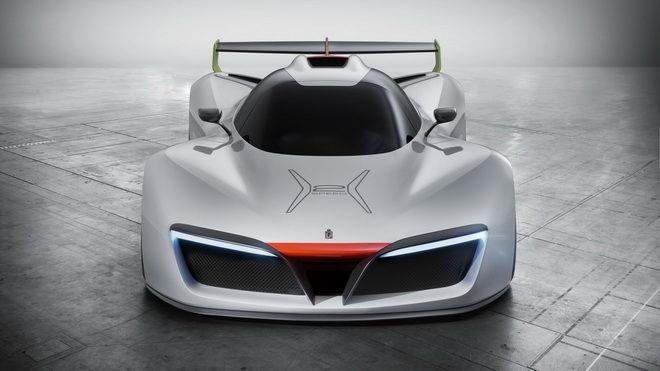 Pininfarina氫動力超跑H2 Speed Concept量產機率大增 全球限量10部