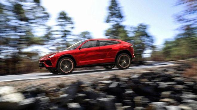 Lamborghini Urus估計有640萬的身價  讓年銷量翻倍
