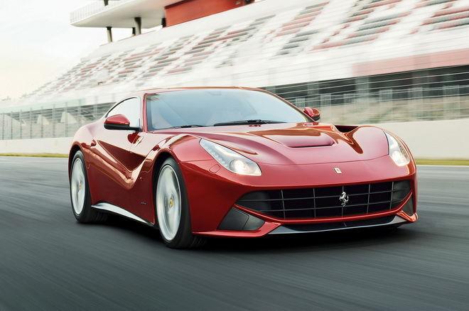 V12必須存在?! 傳聞:下一代Ferrari F12將維持自然進氣引擎設定