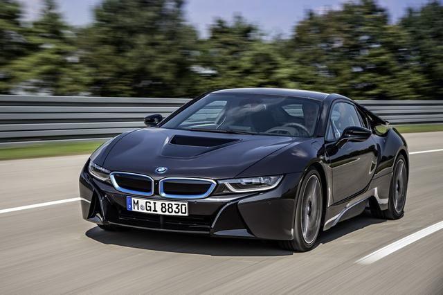 動力倍增 下一代BMW i8可能採全電動 並擁有750匹馬力!