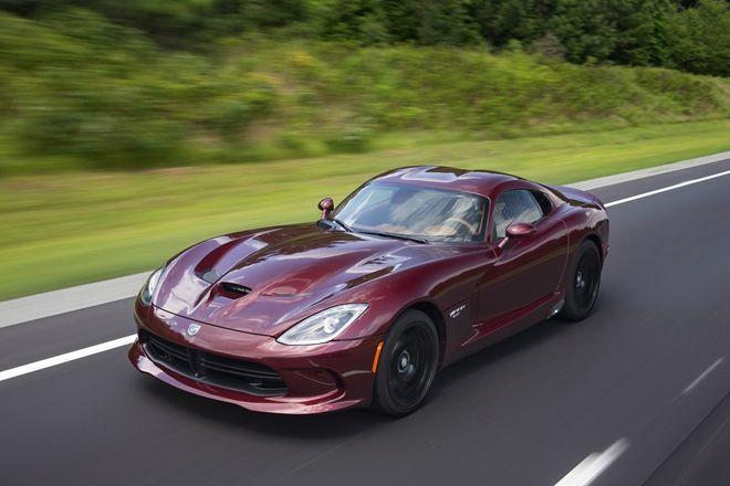 停產成絕響 Dodge Viper SRT榮獲「未來最具收藏價值車輛」