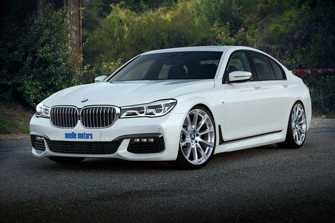 出門不再只有氣派 Noelle Motors讓BMW 750i最大馬力達到629匹