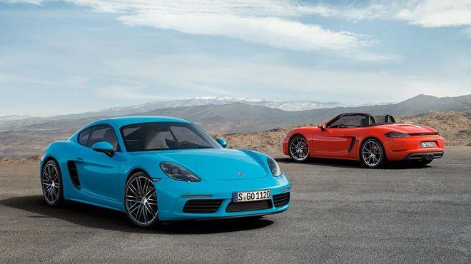 門檻降低 Porsche將推出「中國」獨有「250匹」718 Cayman/Boxster