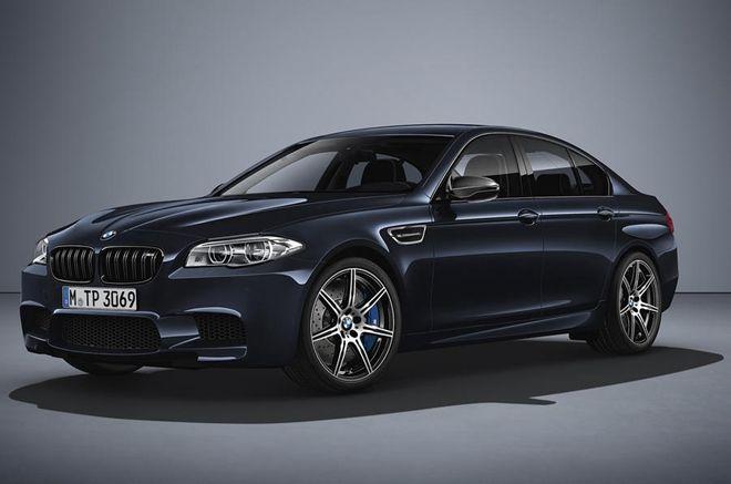 F10世代最終曲 BMW推出M5「Competition Edition」競技版本全球限量「200」台