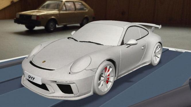 2017小改款Porsche 911 GT3洩露!? 高操駕樂趣的手排將回歸