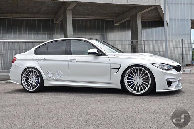 BMW F80 M3 「530PS」 瑞士改裝廠「DS Automobile」又推出一款四門猛禽