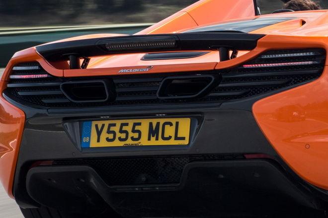 McLaren 650S明年畢業 後繼車將在2017年日內瓦車展亮相