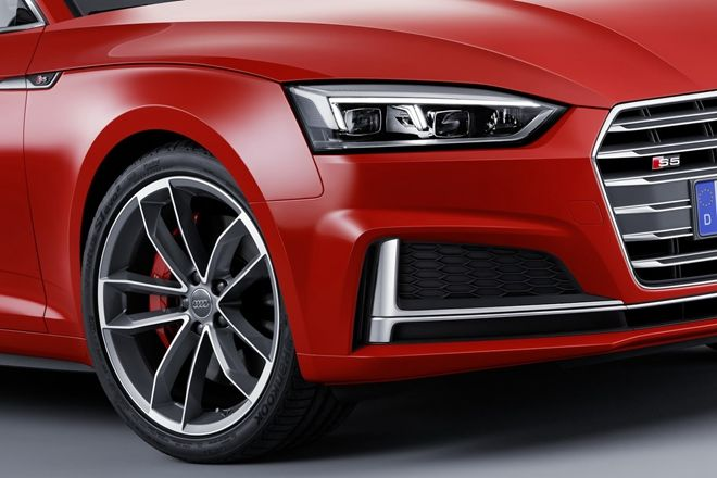 展現新世貌 第二代Audi A5/S5 Coupe終於現身