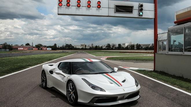 又一輛全球唯一 Ferrari揭示458 MM Speciale