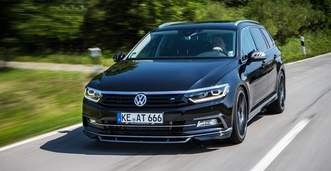 ABT又來了 為VW Passat車系推出最新的升級套件