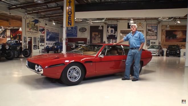 [影片]Jay Leno的收藏 1969「2+2」Lamborghini 雙門GT跑車「Espada」