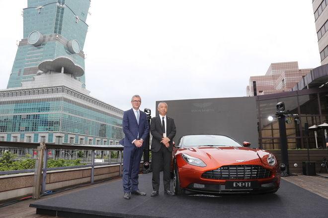 ASTON MARTIN發表最新車款 DB11: 源自輝煌血脈的全新世代
