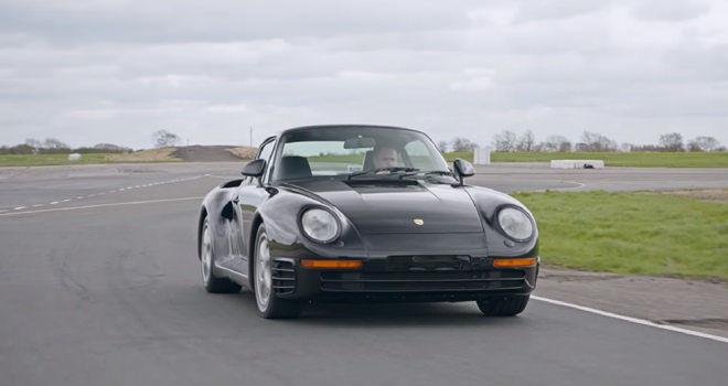 [影片] 八零年代的經典 回顧Porsche 959帶來的科技