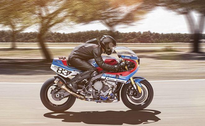 [影片]這台摩托車是BMW S1000RR你敢信?