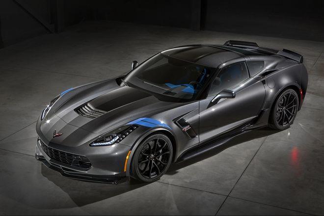雪佛蘭跑車中堅戰力   Chevrolet Corvette Grand Sport Coupe開價214萬