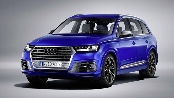 Audi最強性能柴油休旅「SQ7 TDI」開始接受預訂  並在今年夏天開始交車