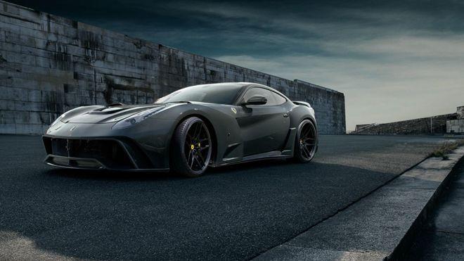 德國改裝廠「Novitec Rosso」將「Ferrari F12berlinetta」惡魔化      換上「碳纖維寬體套件」並將馬力加大至「781匹」