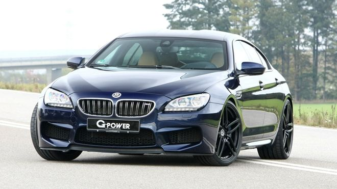 POWER ! 德國改裝廠「G-Power」為「M6 Gran Coupe」推出740馬力升級套件