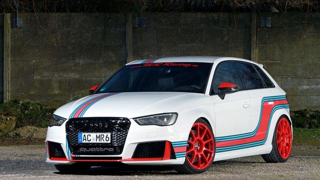 炙熱五缸小鋼炮  MR Racing改裝套件將Audi RS3提升至535匹馬力的境界