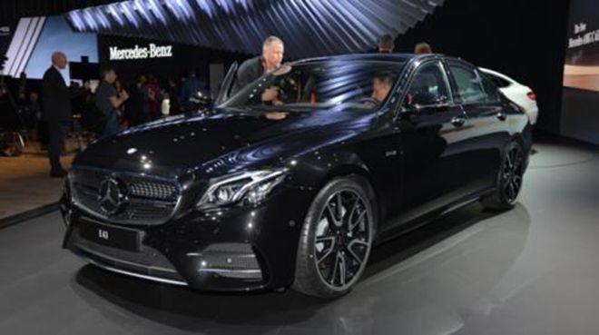 2016紐約車展:E-Class「老二」  Mercedes-AMG 「E43」終於亮相 最大馬力396 hp