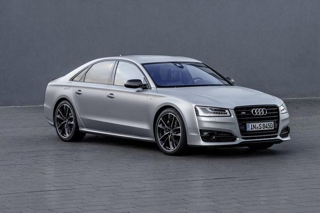 突破600hp屏障的極致奢華 Audi S8 plus以速度  引領非凡氣度