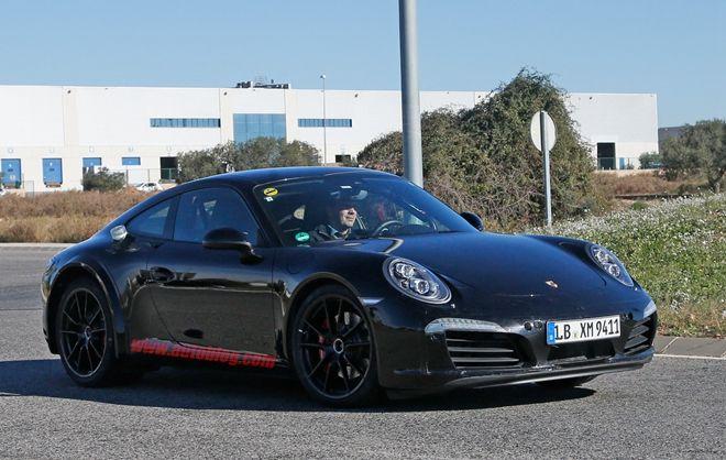 Porsche正在計畫911車系的油電車型?