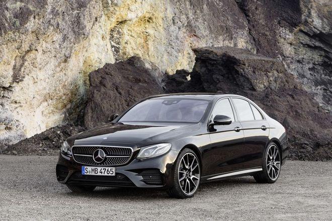 黑金剛武士  Mercedes-AMG 發表E43 4MATIC  將在紐約車展亮相