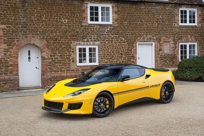 壯心又減重 410匹Lotus Evora Sport 410將於日內瓦發表