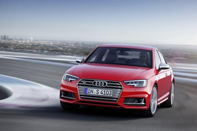 雙龍出海,龍飛鳳舞。全新Audi S4以及S4 Avant雙車型進擊歐洲市場