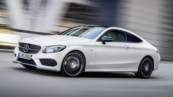搭載全新9速變速箱系統,Mercedes-AMG發表中小型雙門性能車款C43 Coupe