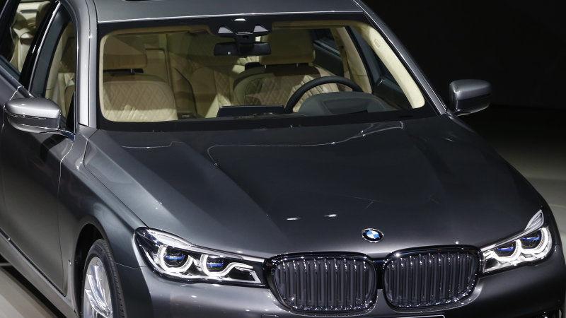 是真的嗎?傳BMW 8 Series將在2020年推出