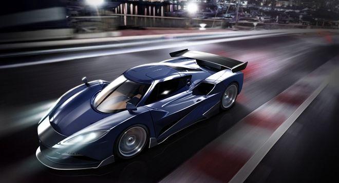 2080hp的輸出不誇張! 英國手工超跑製造商Arash將在日內瓦車展上推出搭載混合動力全新作品「AF10」