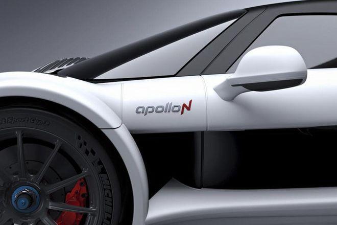 世界最快?德國獨立車廠Apollo將於3月日內瓦車展發布一款名為「ApolloN」超級跑車