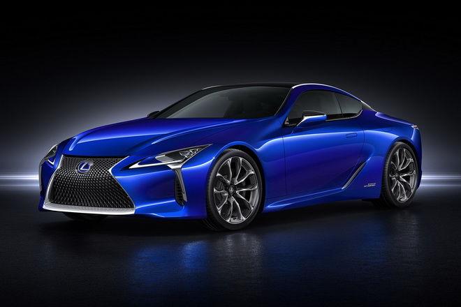 Lexus公布旗艦Hybrid跑車LC 500h規格數據&宣傳影片