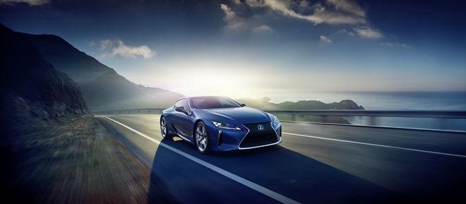 新世代油電混合系統注入! Lexus大型GT跑車LC500h油電車型及將在日內瓦車展亮相