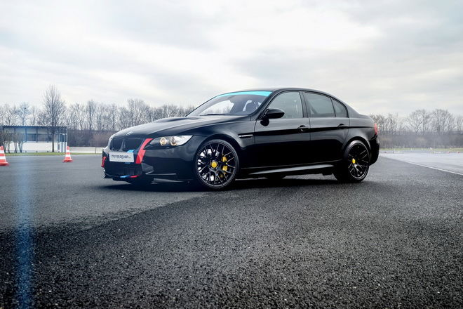 內斂的競技化改裝 MR Car Design E90 M3 Clubsport問世