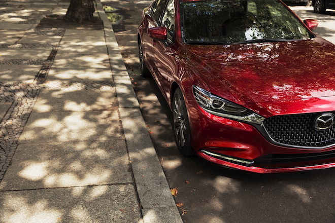 2018 Mazda 6將導入CX-9身上那具2.5L渦輪增壓引擎,最大馬力至少250hp!