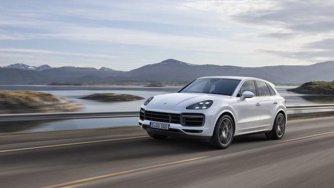 Porsche Cayenne Turbo於法蘭克福車展亮相,並於美國今年底開放預訂!
