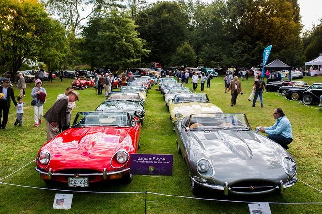 第八屆 Luxury & Supercar Weekend 名車展  加拿大極致生活最前線 九月九日及十日週末 溫哥華范度森植物園隆重舉行