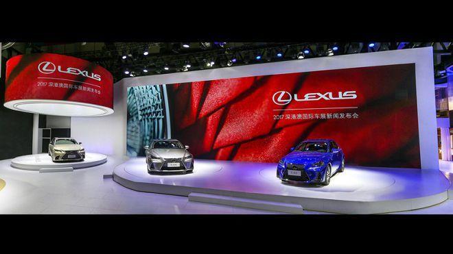 Lexus LS350於中國市場上市,搭載V6自然進氣引擎