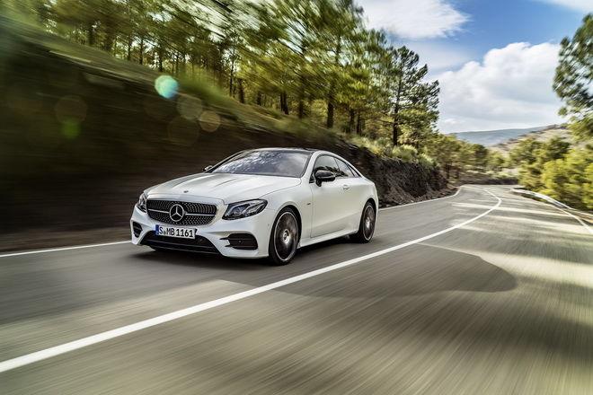 Mercedes-Benz鞏固三大優勢銷售奇蹟續新章 The new E-Class Coupé即將發表豪華轎跑新攻防開打