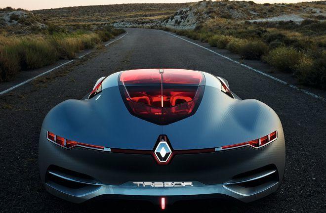 Renault Trezor能拿下2017最美概念車的頭銜嗎?