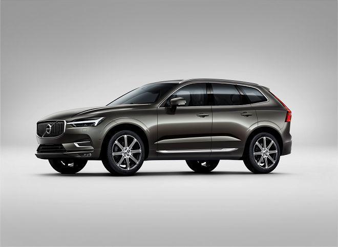 Volvo XC60準備在紐約車展上進行北美市場首演!