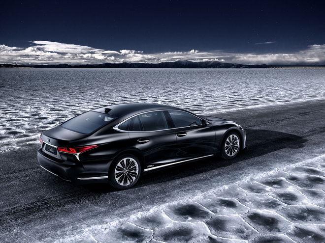 Lexus全新環保大房車將在日內瓦車展LS 500h與世人見面