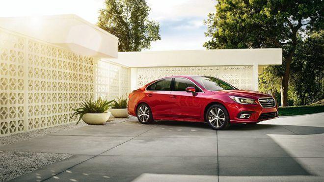 2018年式的Subaru Legacy挾帶著新造型、高質感內裝、與更佳的操控性現身