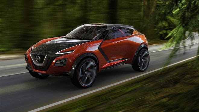 Nissan預計將在今年的東京汽車展發表Juke油電混合動力概念車