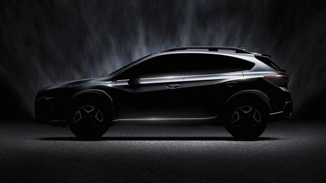 下一代Subaru XV Crosstrek將在三月份日內瓦車展上首發!