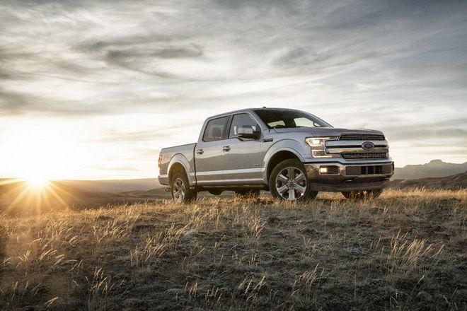 2017北美國際車展:Ford展示全新F-150、經典休旅Bronco強勢回歸、新世代Ranger登陸北美