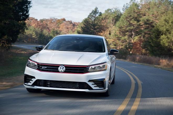 280匹VW Passat GT Concept即將在LA亮相 量產版將在北美上市