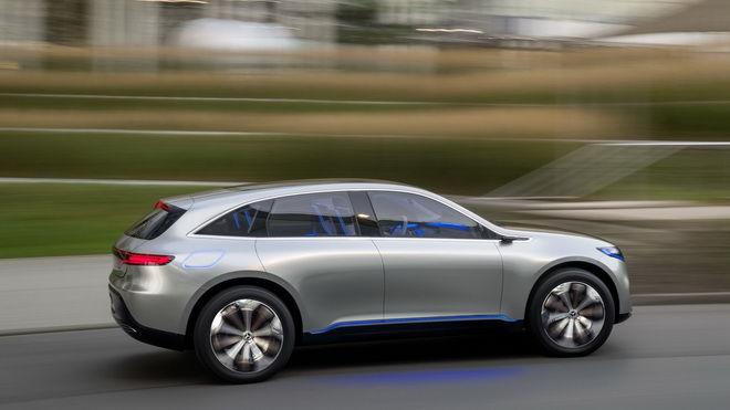 2016巴黎車展:M-Benz電動概念車 Generation EQ Concept 挾帶402hp亮相: Page 2 of 2
